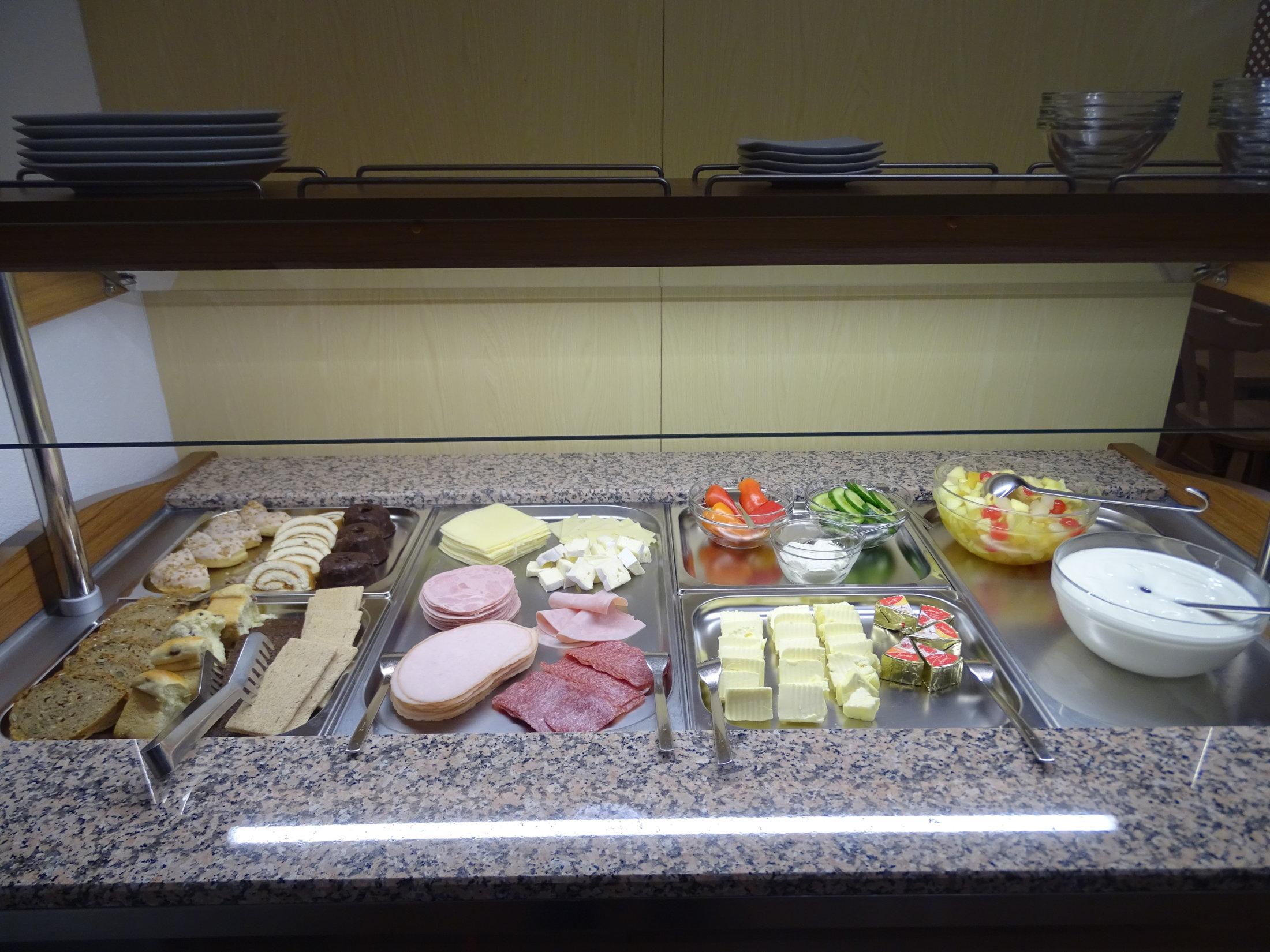 Frühstücksbuffet (2)