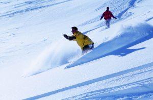 Snowboader